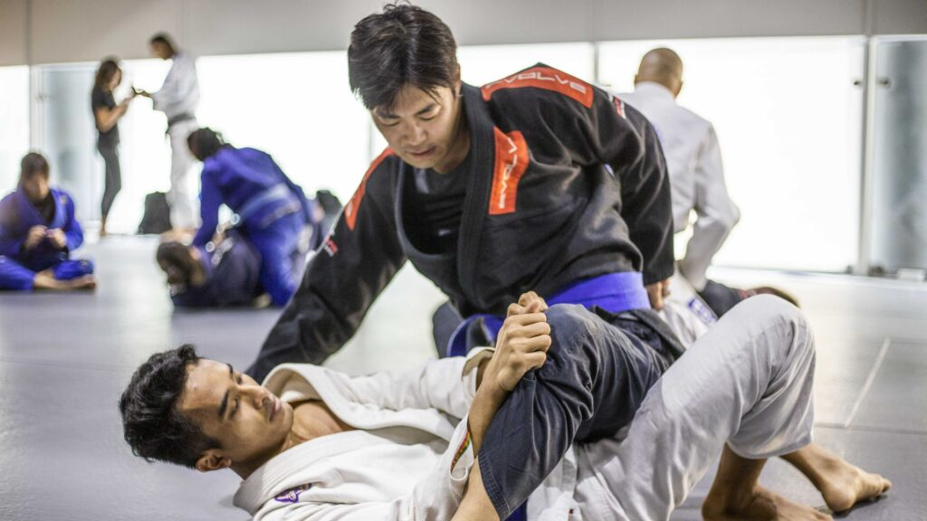 The Surprising Psychological And Meditative Benefits Of BJJ