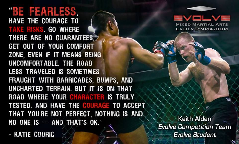 EvolveMMA_BeFearless