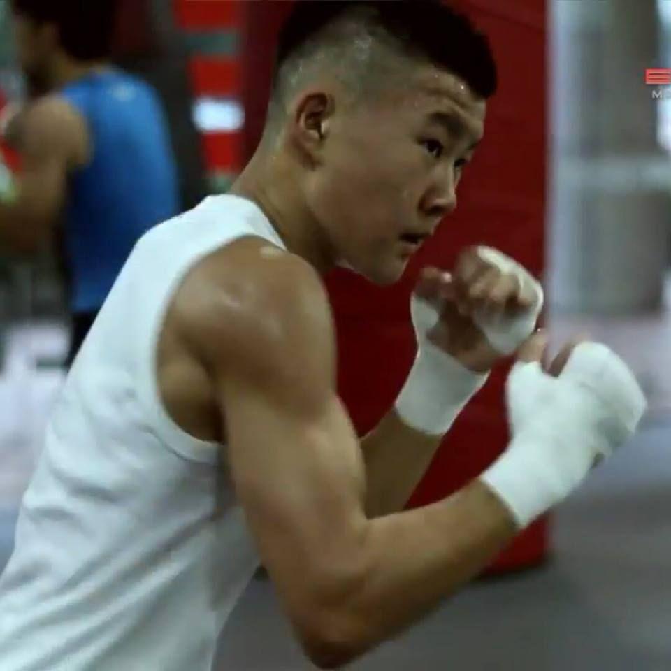 Velvan Tan - Evolve MMA Student
