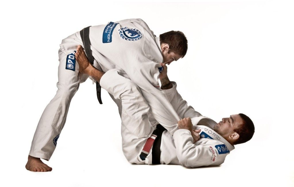 Brazilian Jiu-Jitsu Guard