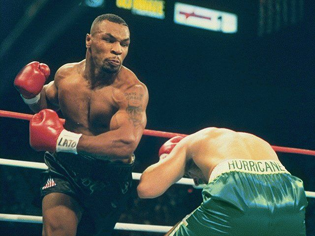 Mike Tyson's 5 Most Awesome Knockouts