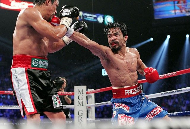 Here's Why Manny Pacquiao Is The Greatest Boxer Of All Time (Videos)