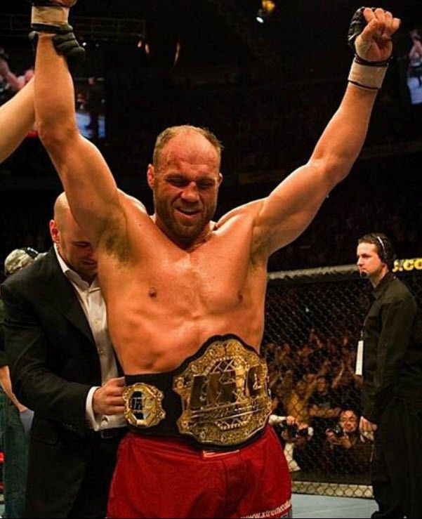 Why I Became An Instant Randy Couture Fan - UFC 68 champ