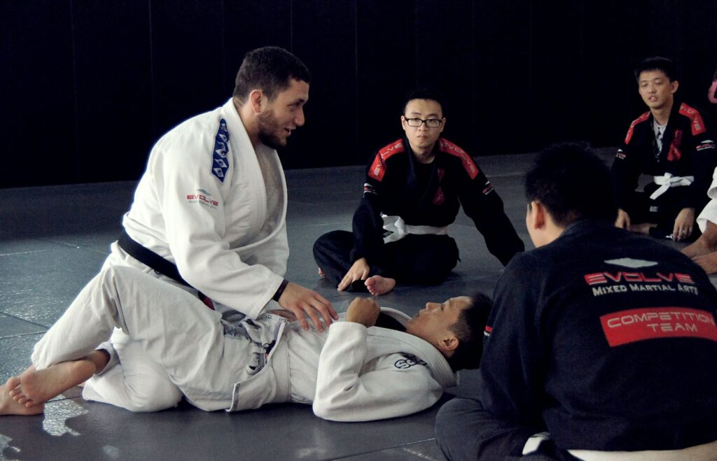 5 Ways To Improve Your Guard Pass (Video)