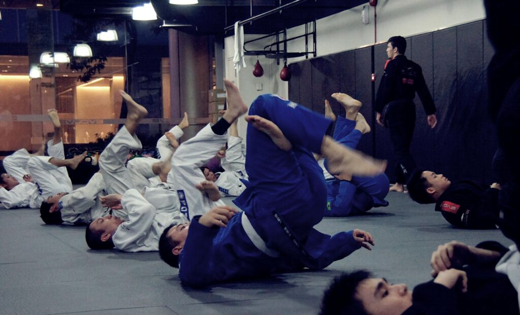 9 Reasons Why Brazilian Jiu-Jitsu Is The Perfect Martial Art - Evolve Daily