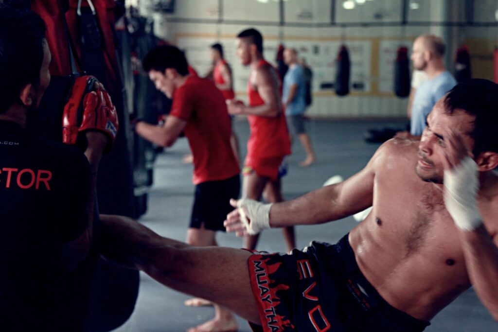 Here's How You Can Work On Your Muay Thai Defense