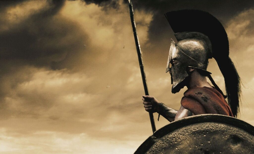 4 Awesome Ways You Can Live And Train Like A Spartan Warrior