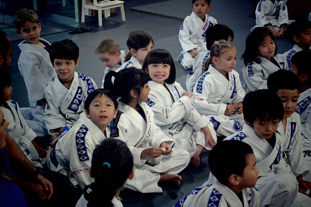 9 Reasons Why Kids Should Do Martial Arts