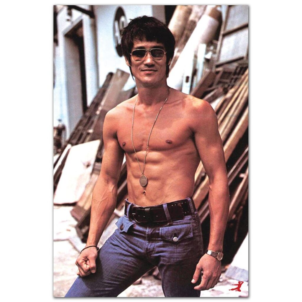 4 Ways To Get A Body Like Bruce Lee: Look Like A Badass This Summer