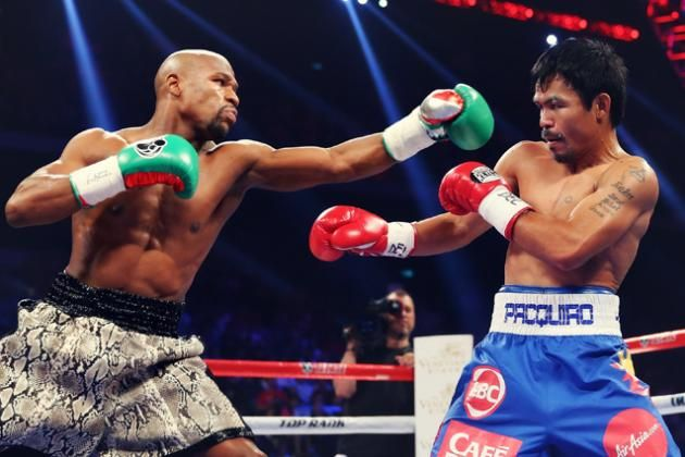 4 Reasons Why Manny Pacquiao Will Beat Floyd Mayweather