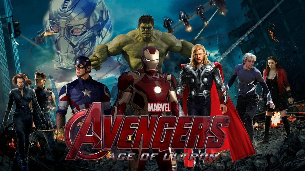 Evolve Family Movie Night – Marvel's Avengers: Age of Ultron