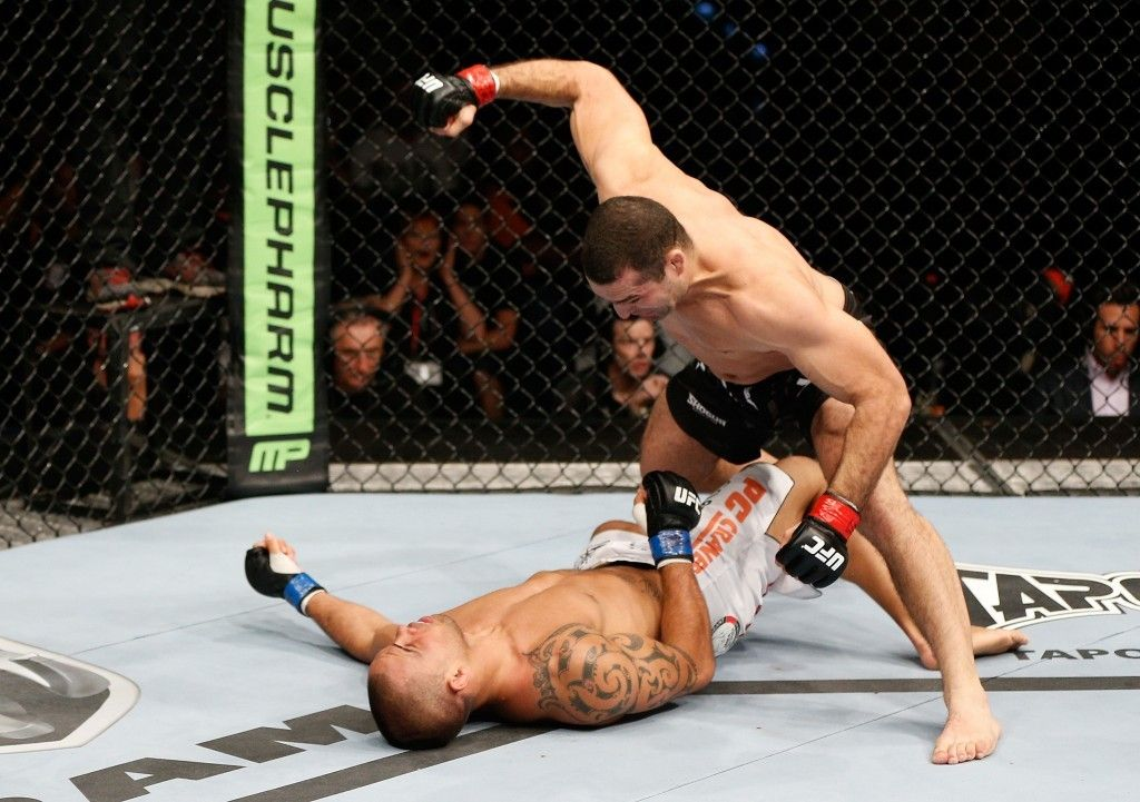 UFC Fight Night: Shogun v James Te Huna