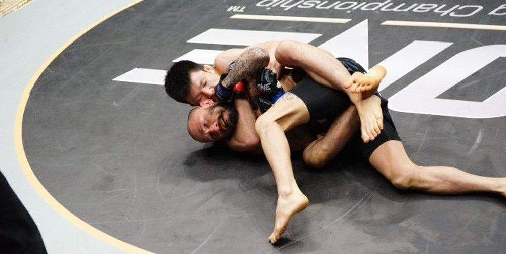 WATCH: ONE Lightweight World Champion Shinya Aoki's Essential Submissions (Videos)