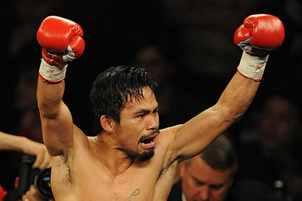 Watch: Manny Pacquiao's Greatest Fights At Welterweight (Videos)