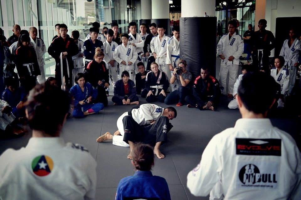 BJJ Seminar: Favorite Techniques of Evolve's World Champion Instructor Team