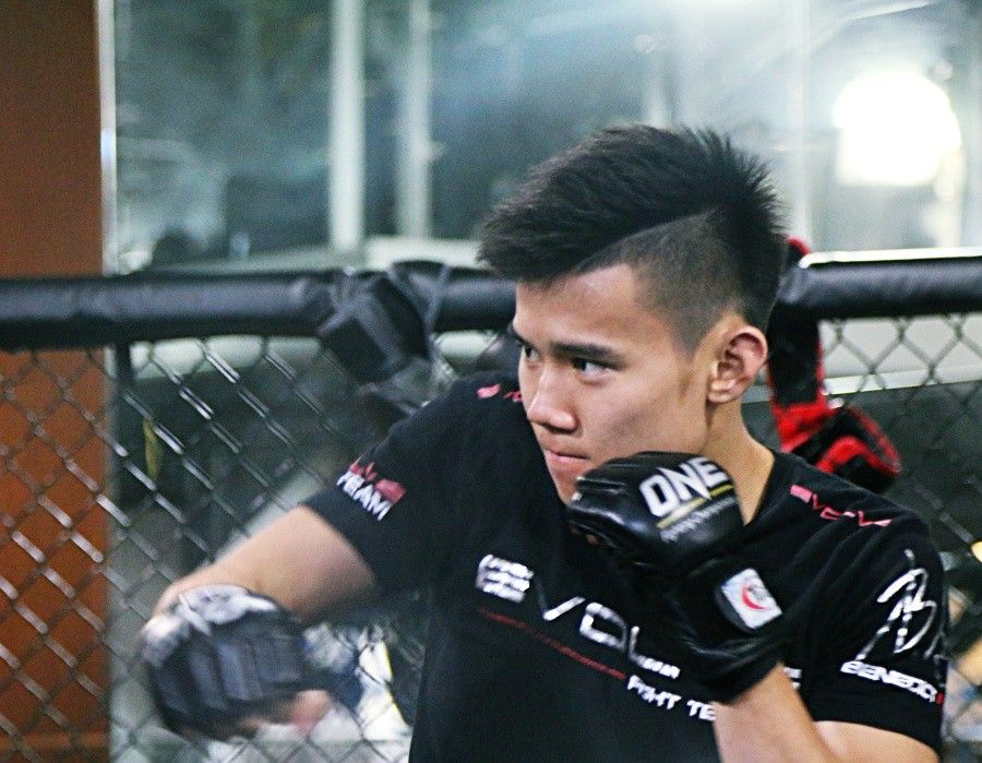 How Martial Arts Gave Singapore Featherweight Champion Benedict Ang A New Lease On Life
