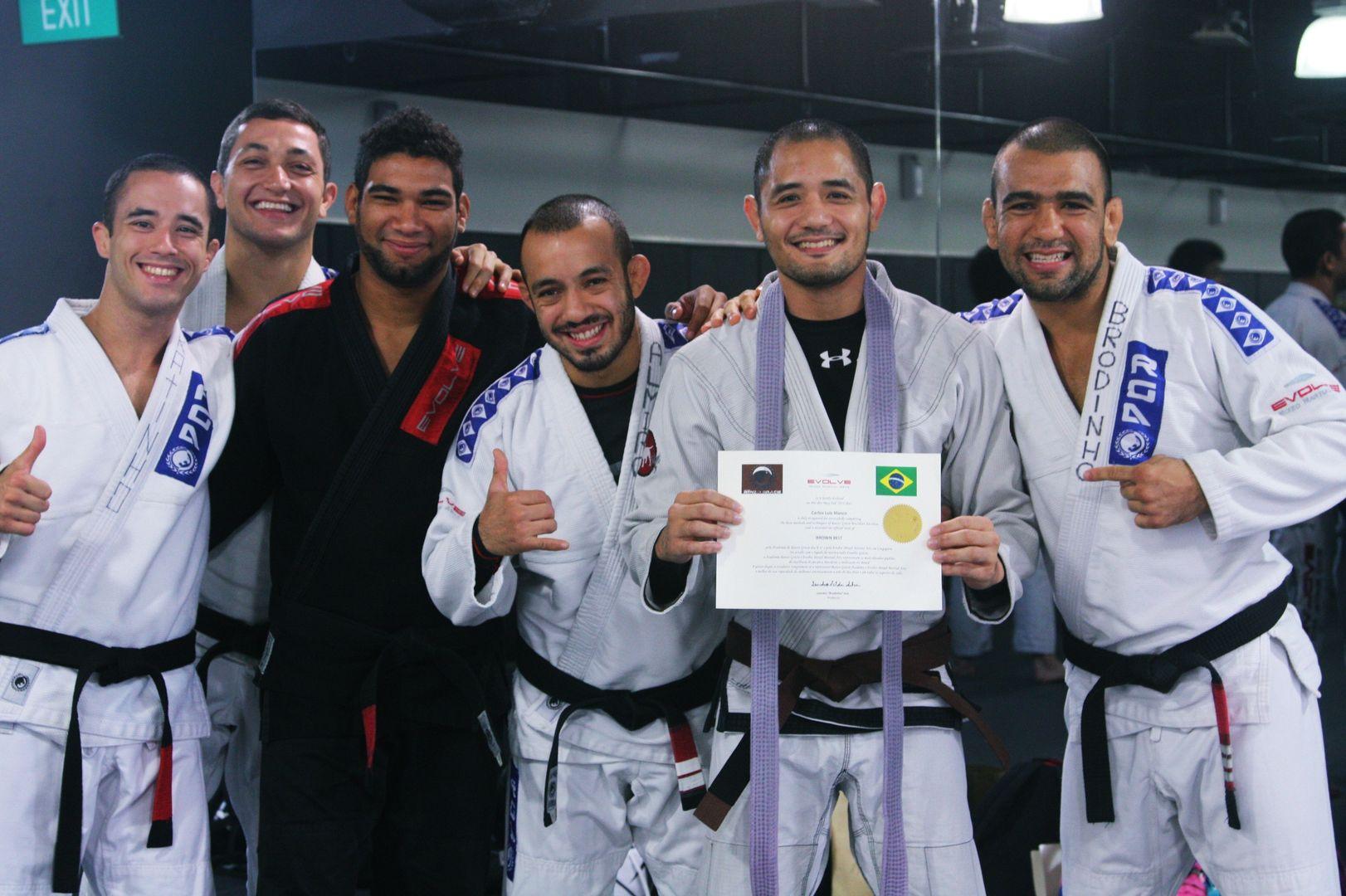 9 Reasons Why Brazilian Jiu-Jitsu Is The Perfect Martial Art
