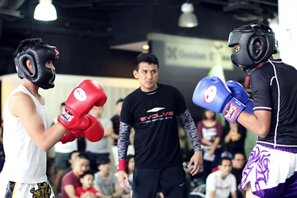 5 Tips To Take Your Muay Thai Sparring To The Next Level