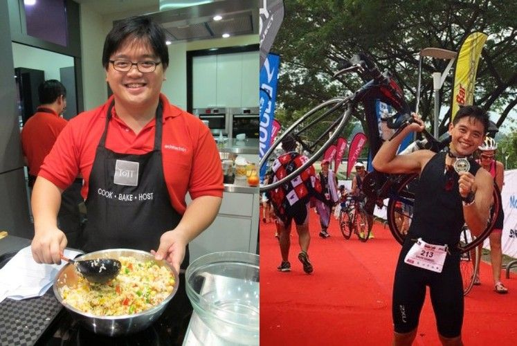 Here's How One Man Lost 40 Kilos