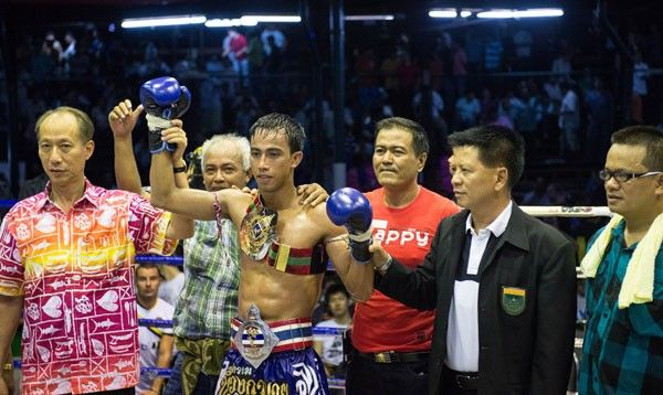 Muay Thai World Champion Penaek Sitnumnoi's 4 Best Fights
