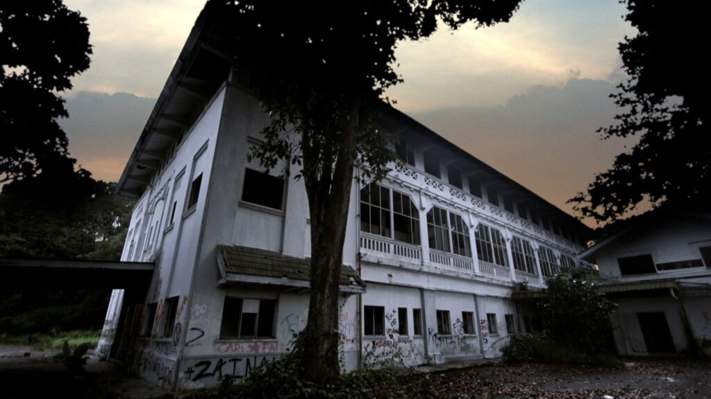 5 Most Haunted Places In Singapore