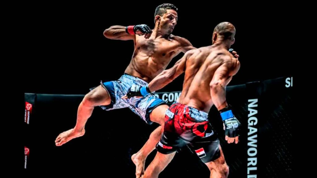 WATCH: 8 Of The Most Beautiful Spinning Techniques You'll Ever See In MMA