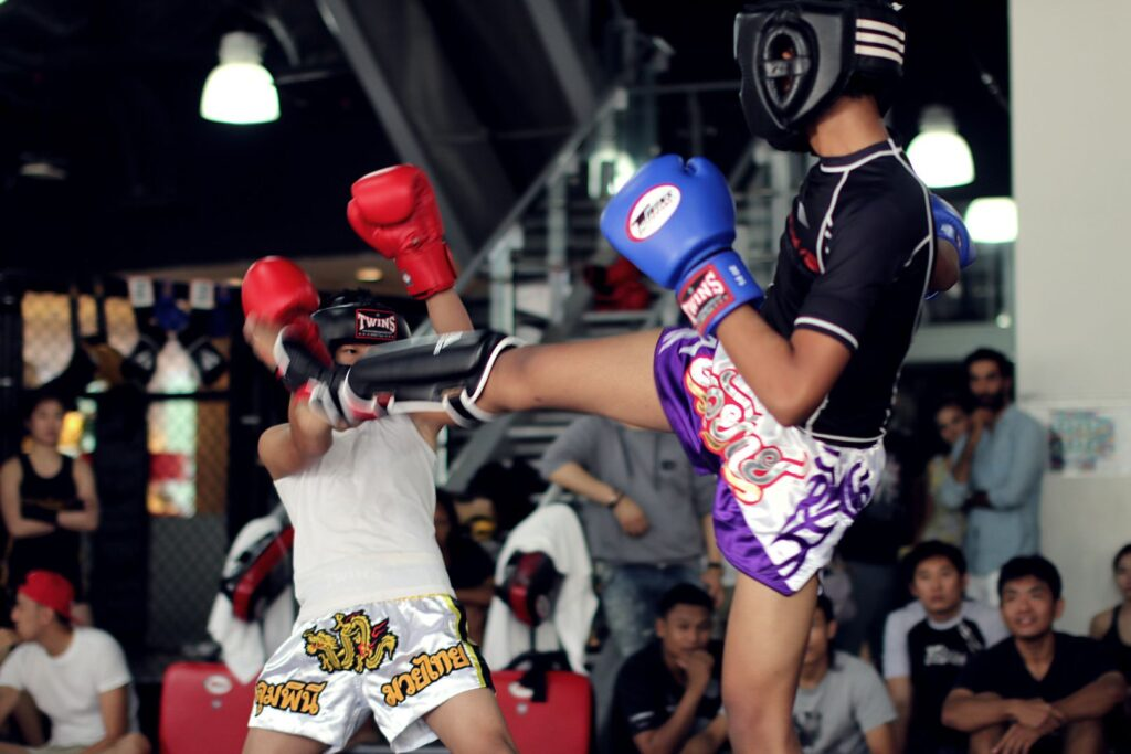 5 Important Lessons You Learn From Sparring