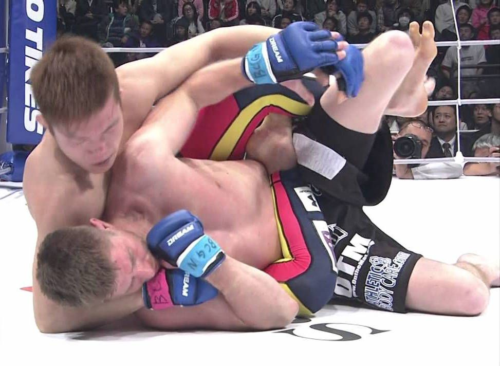 5 Of The Most Unusual Finishes You'll Ever See In MMA