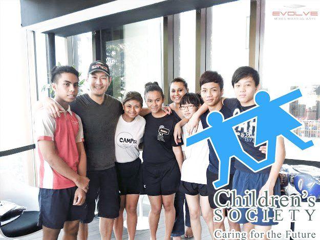 Singapore Children's Society