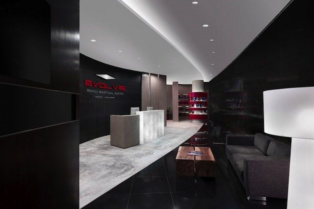 Evolve FES Reception Area