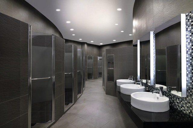 Evolve FES Showers