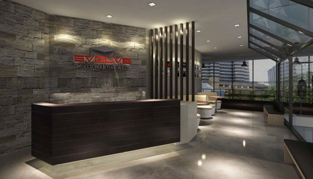 Evolve Orchard Central Reception