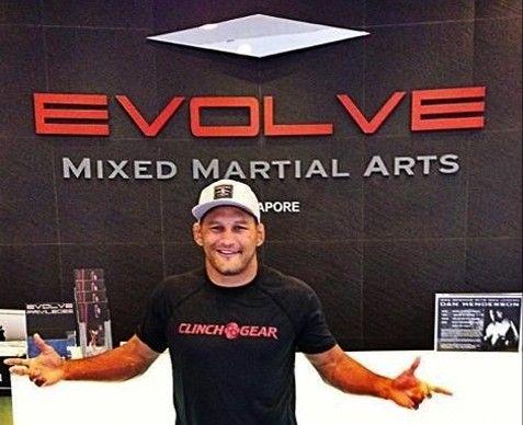 MMA Legend Dan Henderson