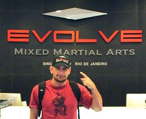 MMA Legend Greg Jackson