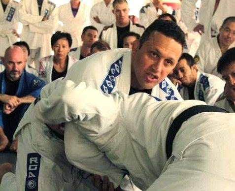 MMA Legend Renzo Gracie