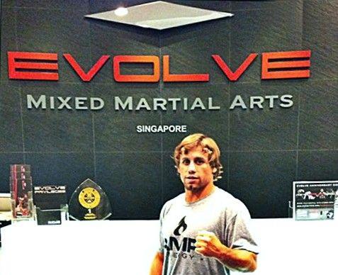 UFC Champion Urijah Faber