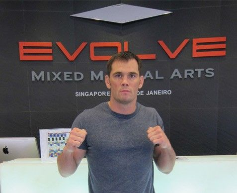 UFC Champion Rich Franklin