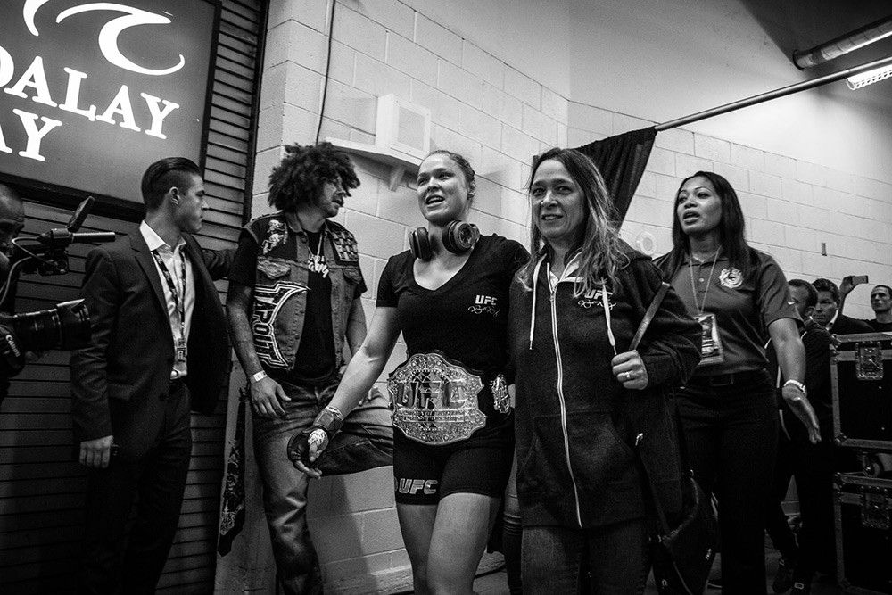 ronda-rousey-and-mother-annmaria-de-mars-ufc-facebook-page