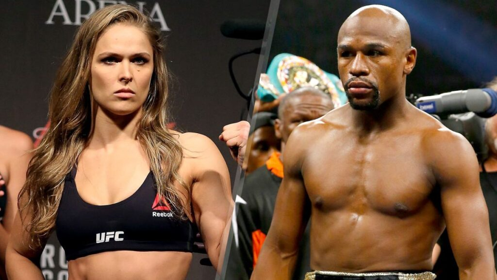 7 Reasons Why Ronda Rousey Would Beat Floyd Mayweather In A Street Fight