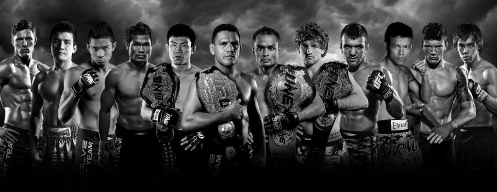 Evolve Fight Team