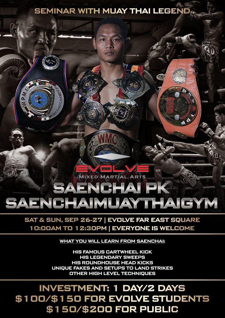 Saenchai-Seminar-Evolve-MMA