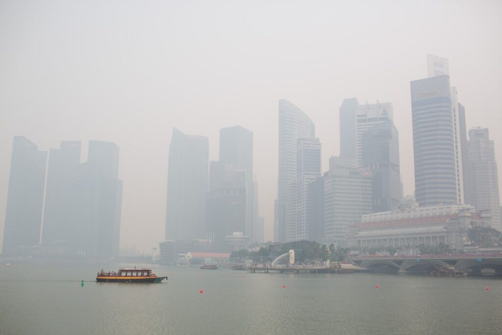 8 Tips To Survive The Haze