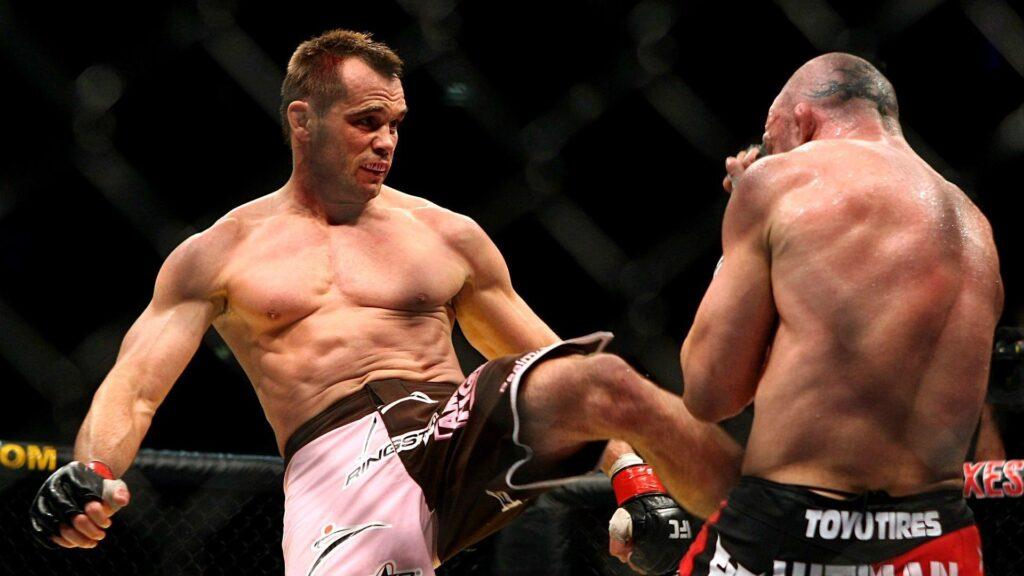 UFC Legend Rich Franklin was a mathematics teacher before he became an MMA fighter.