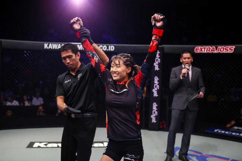 WATCH: ONE Championship's Top 5 Fighters Under 21 (Videos)