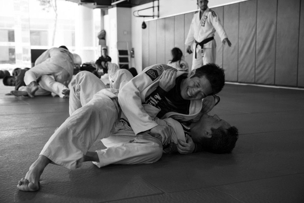 Brazilian Jiu-Jitsu is also known as the game of human chess.