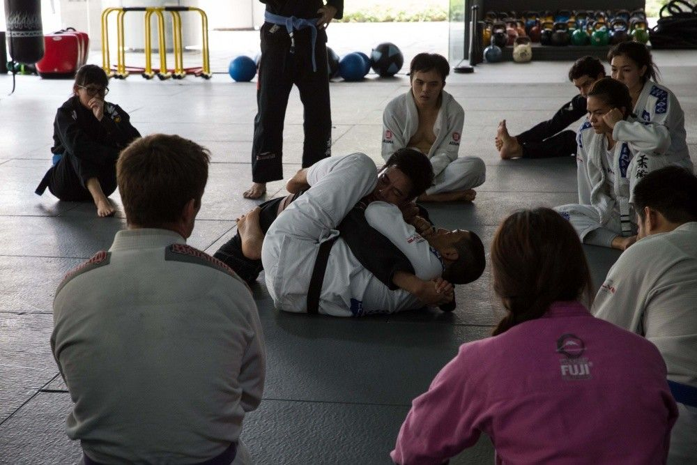 2x BJJ World Champion Teco Shinzato explains how to escape from side control.