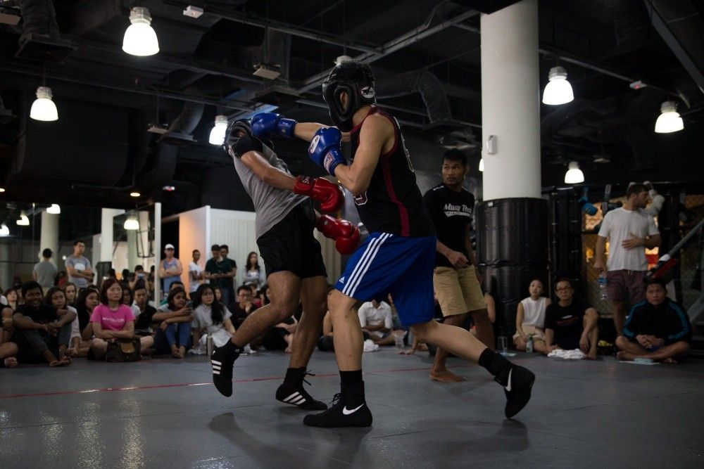 boxing tryouts 2