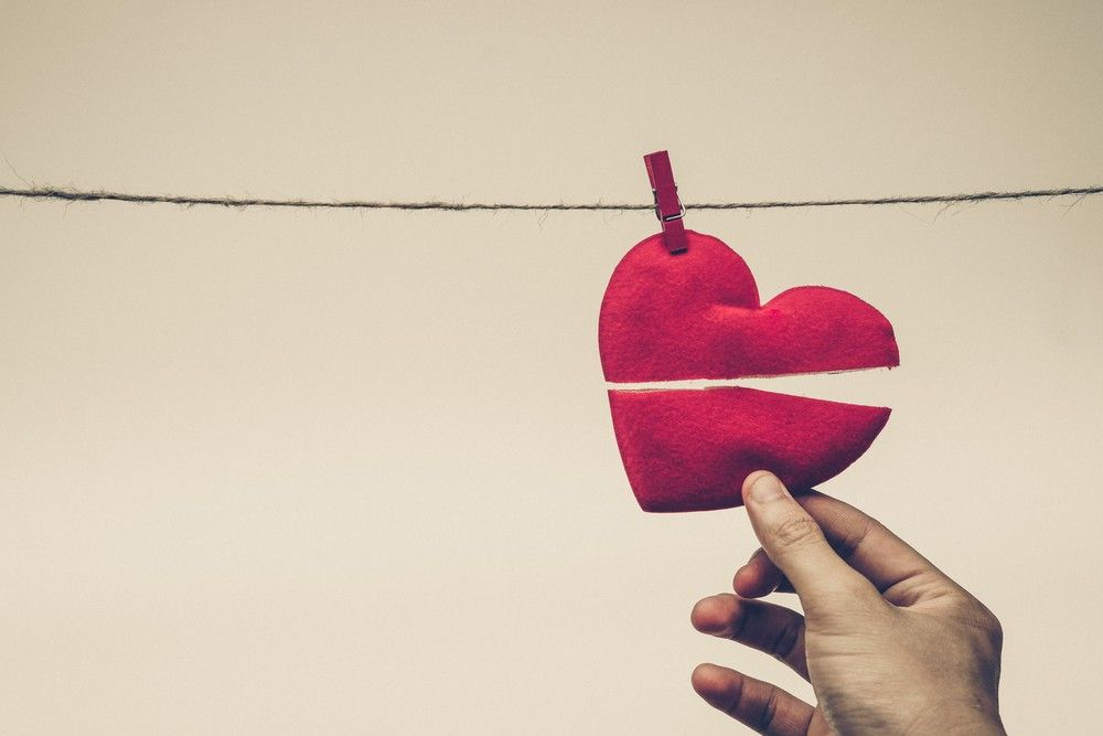 6 Ways Martial Arts Can Cure A Broken Heart