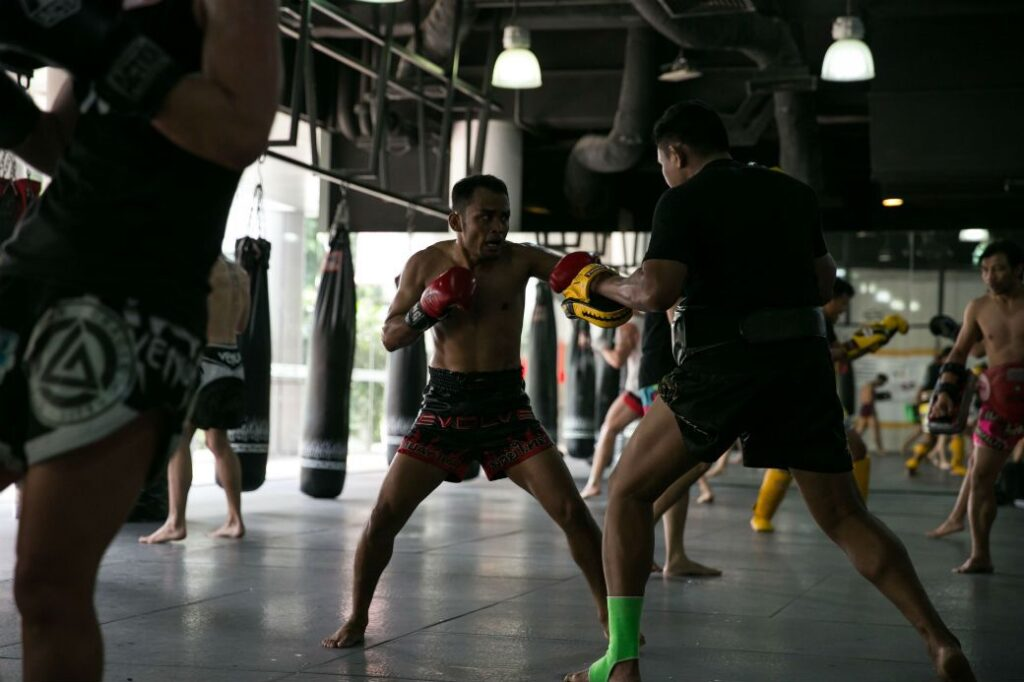 Multiple-time Muay Thai World Champion and ONE Strawweight World Champion Dejdamrong is training hard for his return to the cage this November 13 at ONE: Pride Of Lions!