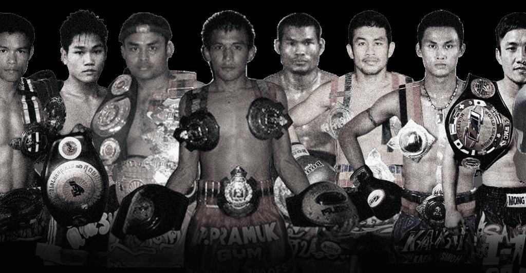 muay thai world champ